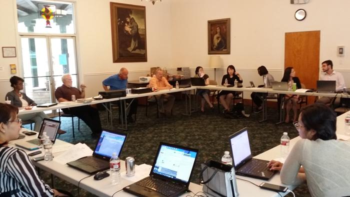 Olivet University Leadership Retreat 2014