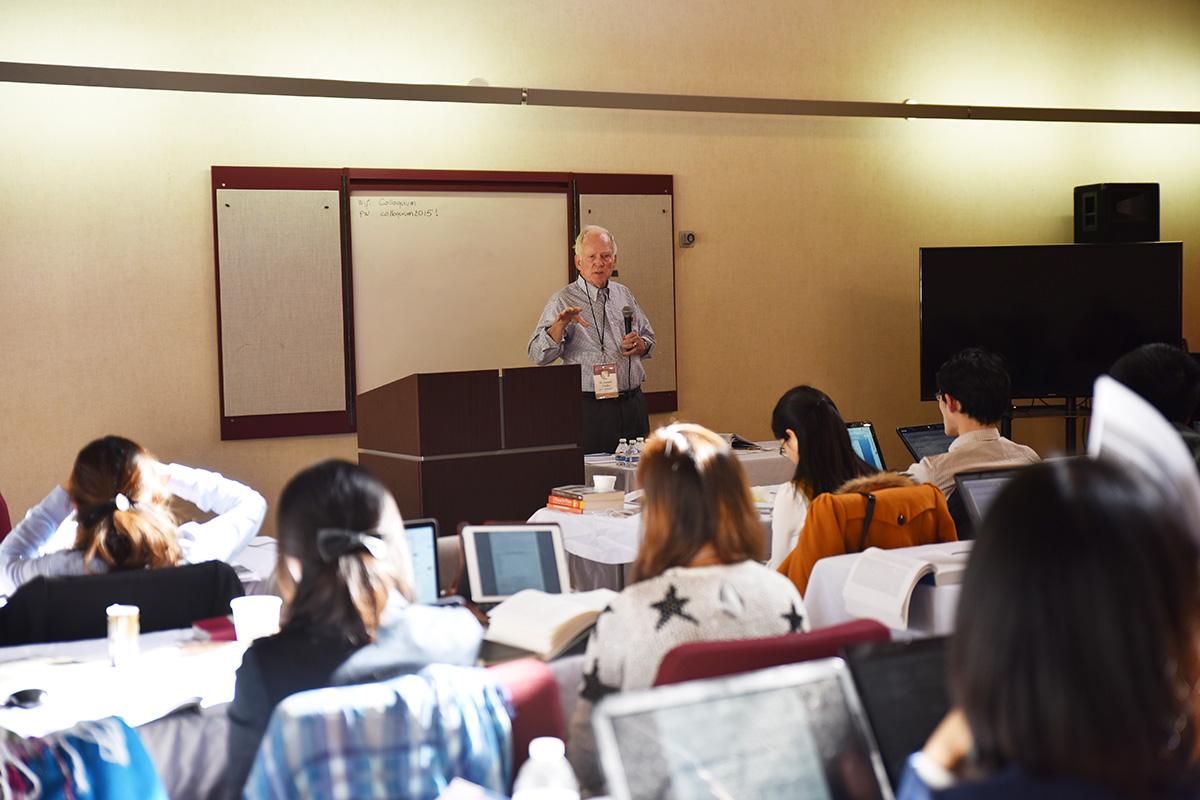 Doctoral Colloquium 2015